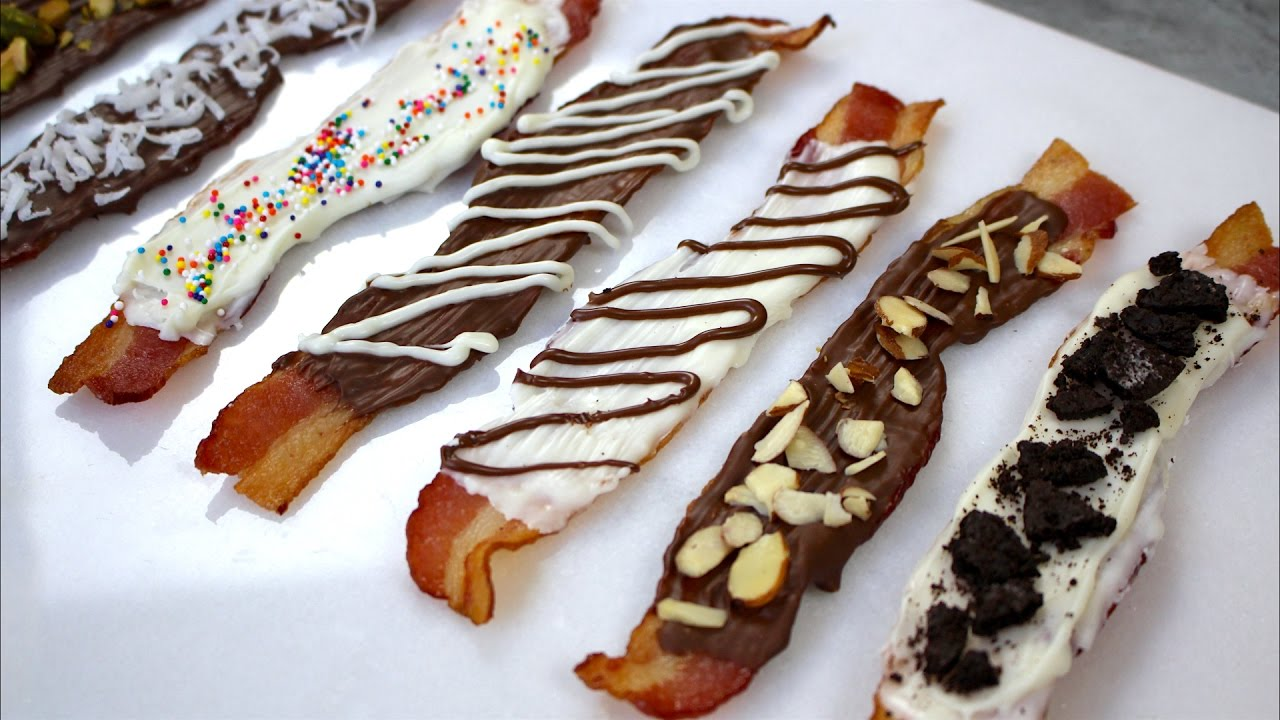 Chocolate Covered Bacon Youtube