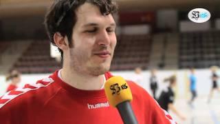 Kai Rottschäfer zu seinem Karriereende beim TuS Ferndorf
