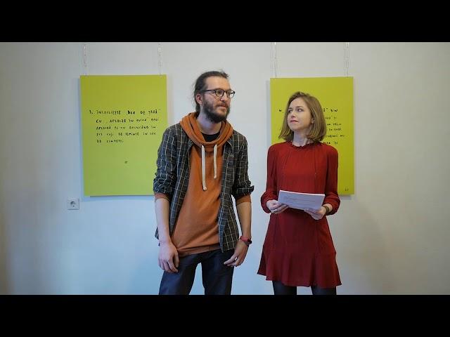 """Vernisajul Expoziției """"Dor de țară"""" (George Rosu)"""