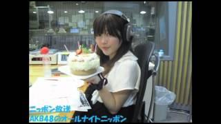 3 - August- 2012 AKB48 の オールナイトニッポン.