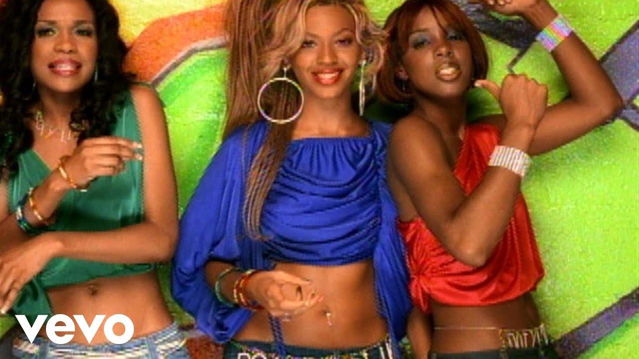Destiny39s Child Bootylicious Remix ft Missy