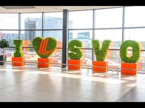 Аэропорт Шереметьево Москва | Sheremetyevo International Airport
