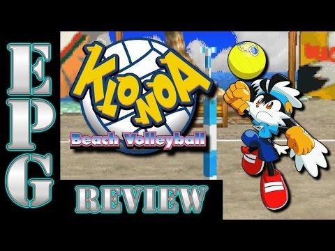 EPG Review- Klonoa Beach Volleyball (PS1), Klonoa Manga, and More!