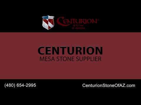 Mesa Stone Supplier | Centurion Stone of AZ
