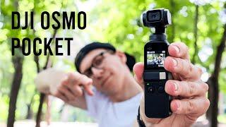 DJI Osmo Pocket - Cea mai tare cameră de buzunar (review română)