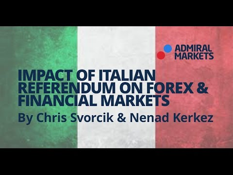 Pro Learning Lab: Impact of Italian Referendum on Forex and Financial Markets