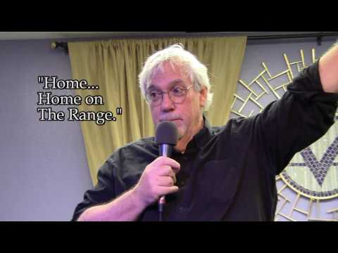 """Home on the Range"" Richard Martini San Diego IANDS ""Hacking the Afterlife"""