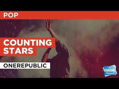 Counting Stars in the style of OneRepublic   Karaoke with Lyrics