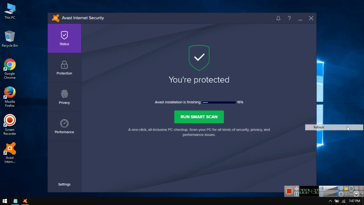Avast Internet Security 2017 Free 1 Year Giveaways