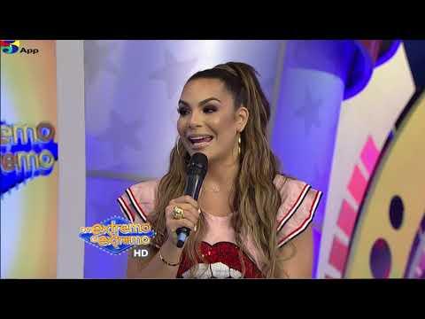 Sandra Berrocal y Crazy Entrevista en De Extremo a Extremo