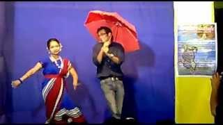 Chata dharo go deora..A Bijoya Sammilani Dance Performance