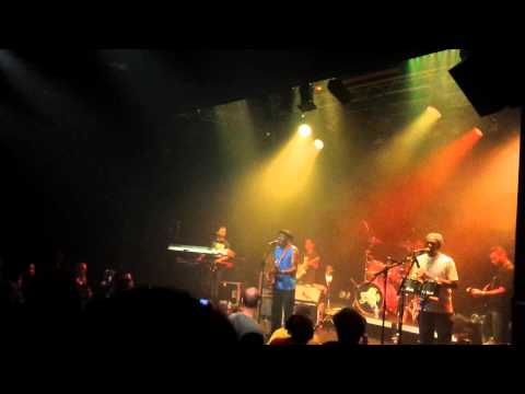 Clinton Fearon - Blame Game live at Cuizines 2014