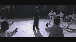 Ip Man vs 10 Karate Students  Fight Scene (Ip Man 2008)