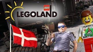 Wakacyjny Vlog: LEGOLAND - Dania