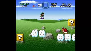 SMW Hack - Luigi's Misadventures: Tsux Namine's Factor (6)