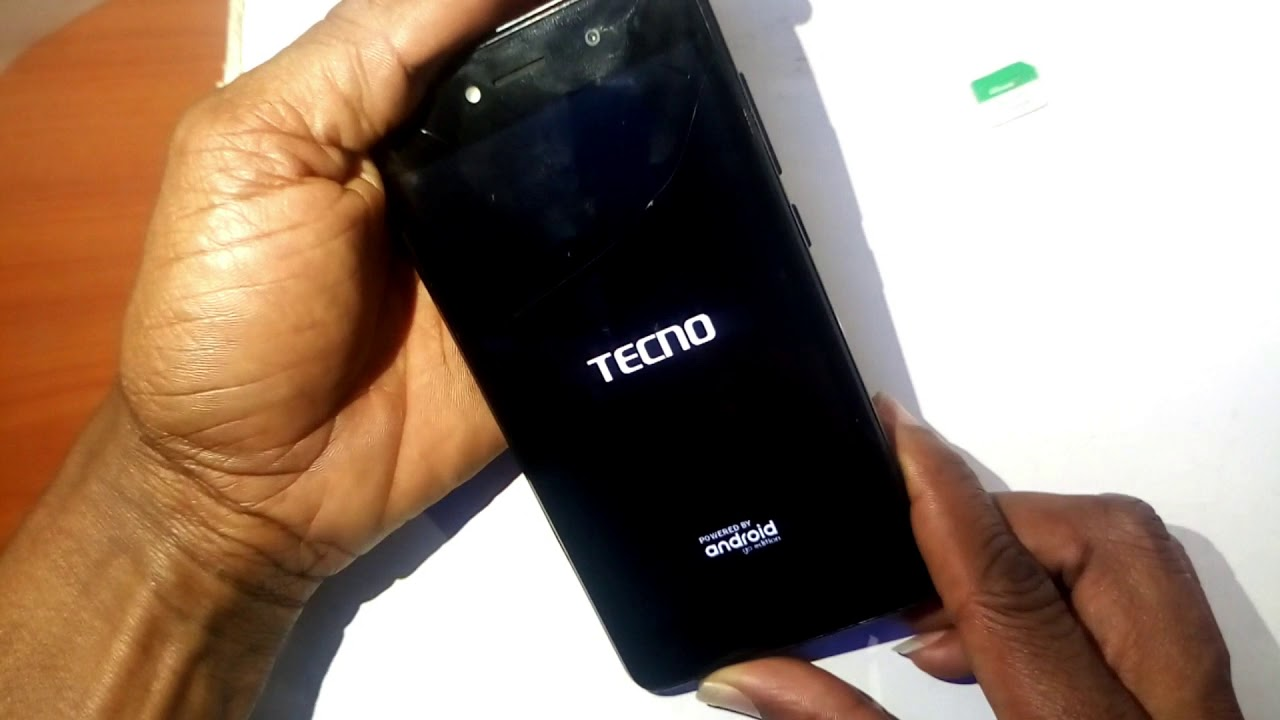 How To Reset Factory Reset Your Tecno F1 Android   YouTube
