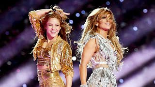 Jennifer Lopez and Shakira's ELECTRIC Super Bowl Halftime Show: All the Highlights!