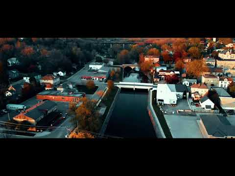 Drone Footage Of St Marys Ontario 2018