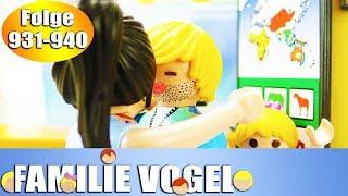 Playmobil Filme Familie Vogel: Folge 931-940 | Kinderserie | Videosammlung Compilation Deutsch