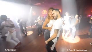 CARLOS & CHLOE Bachata Social Dance At THE SALSA ROOM