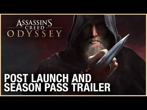 Assassin's Creed Odyssey: Post Launch & Season Pass Trailer | Ubisoft [NA]