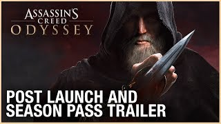 Assassin's Creed Odyssey: Post Launch & Season Pass Trailer | Ubisoft [NA] thumbnail