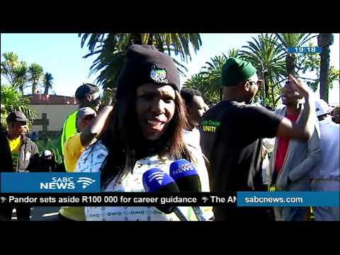 City of Ekurhuleni youth demand employment