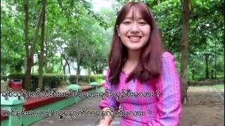 002 : Yangon University Student