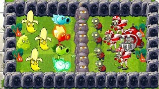 Plants vs Zombies 2 Gameplay Max Level Power Up as a Football Team  in Plantas Contra Zombies 2