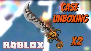 UNBOXING LORD SINISTER! ROBLOX ASSASSIN CASE UNBOXING (ROBLOX ASSASSIN)