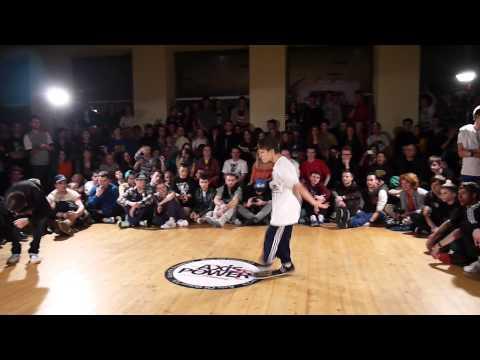 """Axis of Power 2013"" | Final Kids Power Move 1x1 |  Vadyrock vs Sense"