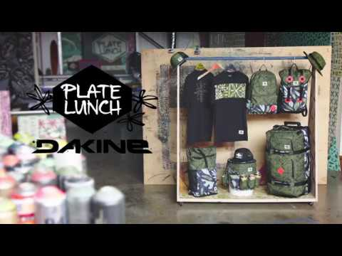 17S Dakine X Plate Lunch Collection