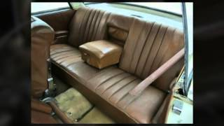 1964 Mercedes-Benz  220SE Coupe For Sale!