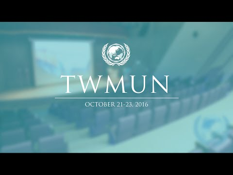 TWMUN 2016 Official