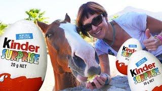 Видео для детей: Капуки Кануки. Маша и Ко в Турции. Бодрум для детей. Пони и лошади.