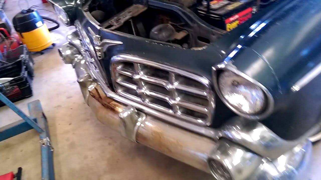 1956 Chrysler Imperial alive again