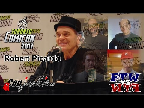 Robert Picardo - Toronto ComiCon 2017 - Full Panel