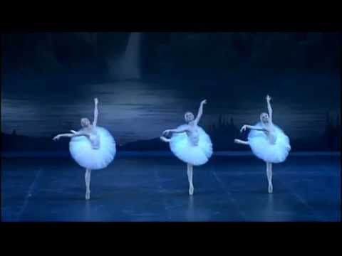 Le Lac des Cygnes - Danse des grands Cygnes (Acte II)