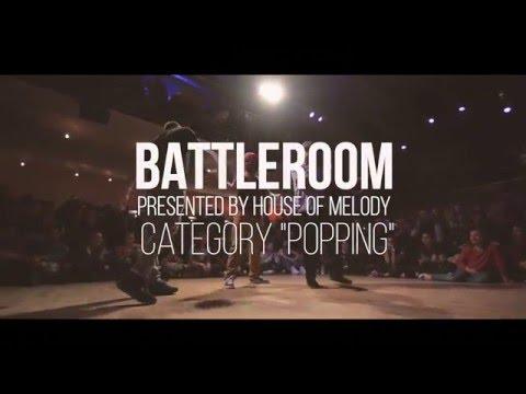 Battle Room Category Popping Kosta vs Twoface vs Aldo 1st Round