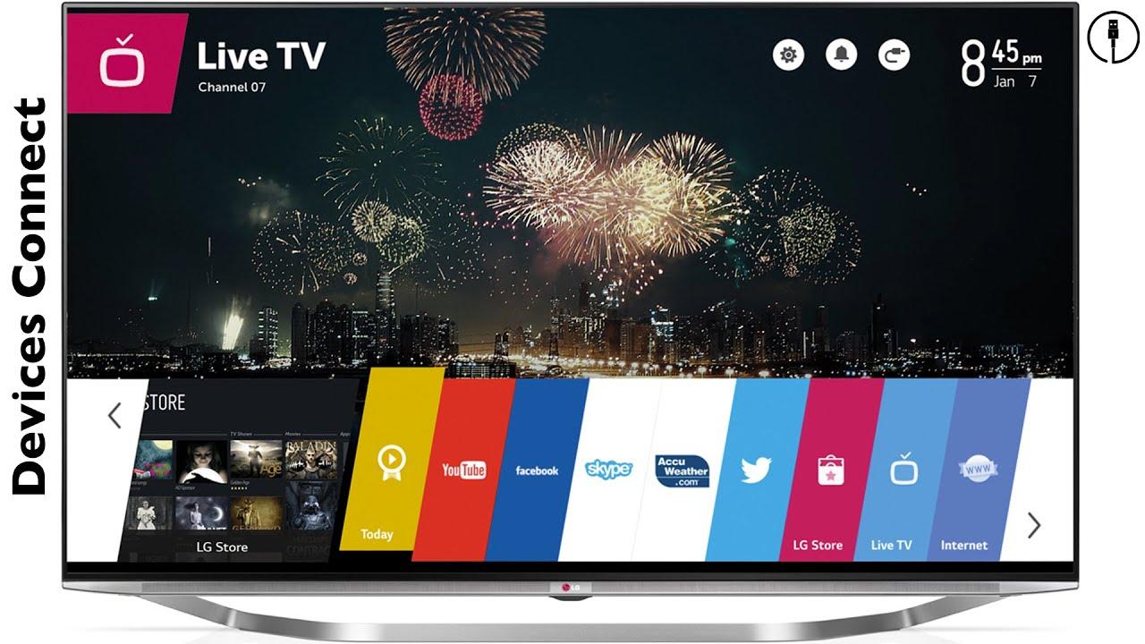 40c1c55280f Déballage de la Téléviseur LED 165 cm LG 65UB950V - YouTube