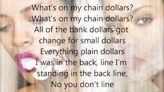 Rihanna - Fresh off the runway (lyrics)