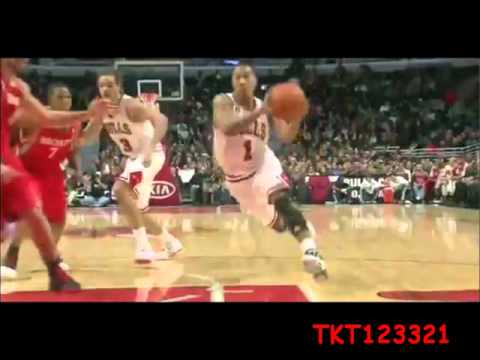 Derrick Rose- All the Above