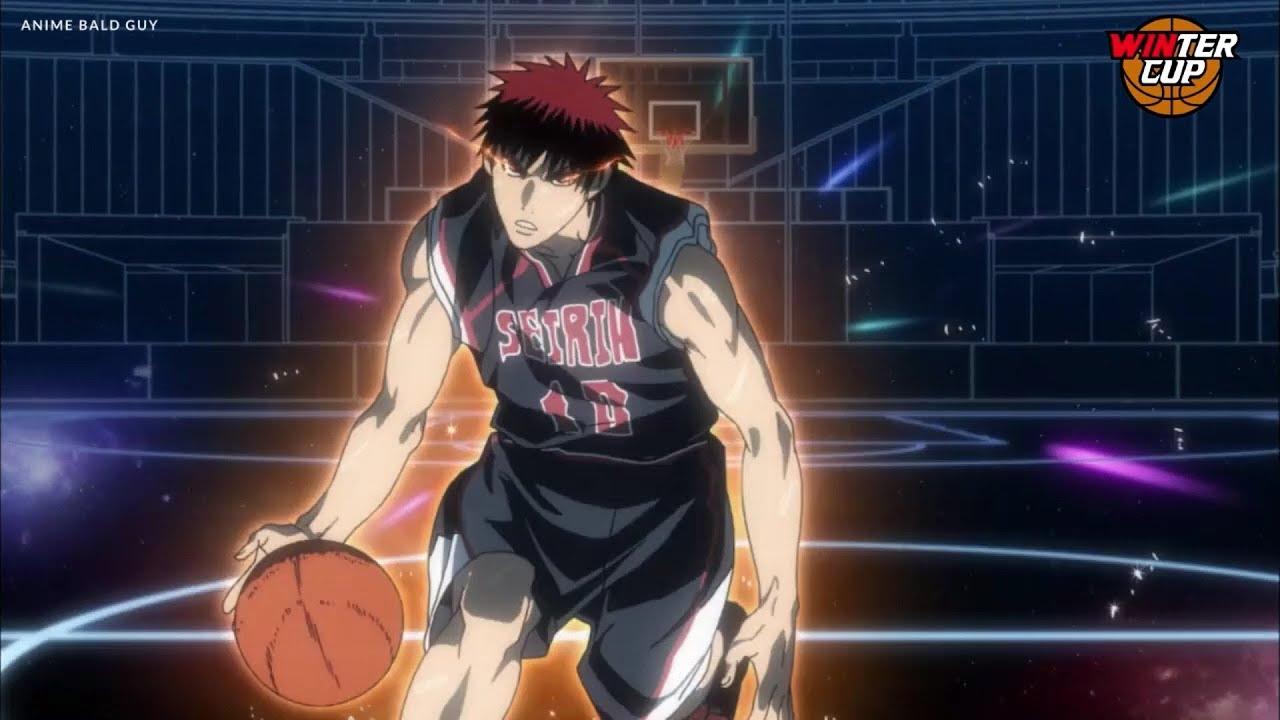 Kuroko S Basketball Kagami Epic Zone Moments Youtube