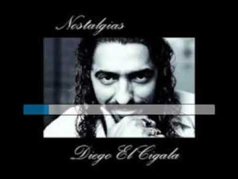 Diego El Cigala Veinte Años Atrás Karaoke Youtube