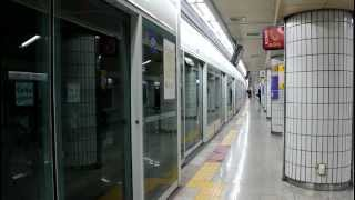[FHD]ソウル 5号線 靑丘駅 上一洞行 5000系 2次車 到着
