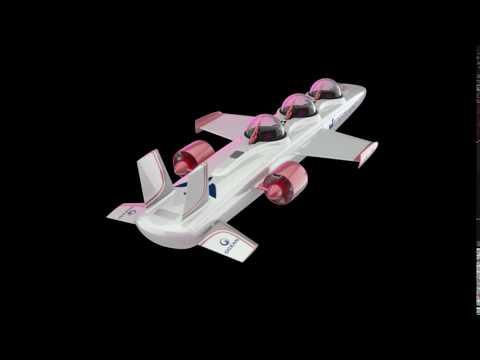 DeepFlight Super Falcon 3S
