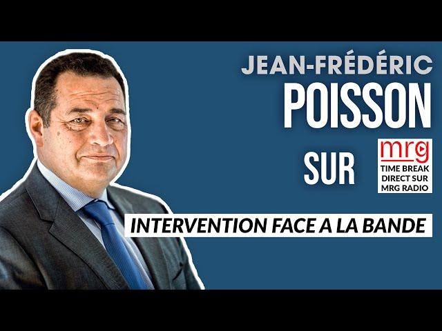 Intervention sur l'élection présidentielle face à la bande | MRG Radio 1er oct. 2021