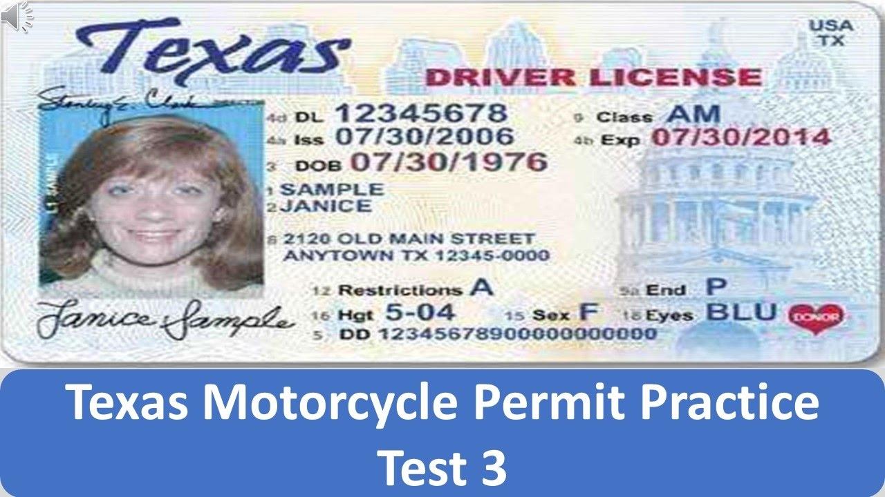 Free Practice Permit Test