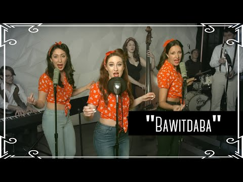 """Bawitdaba"" (Kid Rock) 1940s Cover by Robyn Adele ft. Kristina Nieskens and Sarah Krauss"