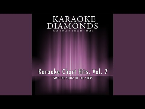 I Said Never Again (Karaoke Version) (Originally Performed By Rachel Stevens)